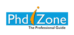 phd izone logo design
